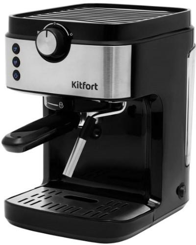 Кофеварка рожковая Kitfort КТ-742 КТ-742