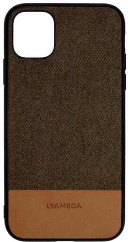 Чехол для смартфона Чехол LYAMBDA Calypso для iPhone 11 Brown (LA03-CL-11-BR) Москва