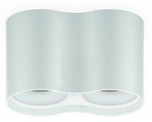 Освещение Накладной Светодиодный Светильник Gauss Hd032 24W 3000K 180X100Х100Mm, Белый/Белый Белый