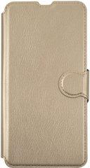 Чехол Red Line Book Type Для Galaxy A80 Gold (Ут000018621)