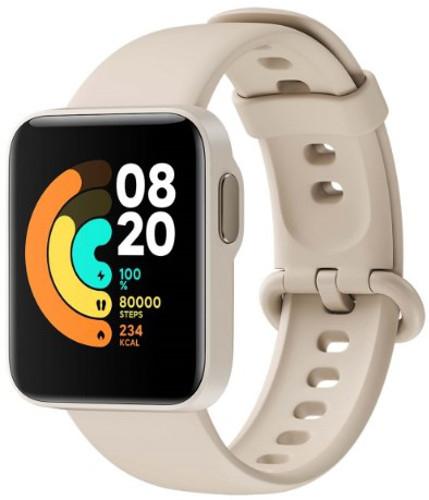 Смарт-часы Xiaomi Mi Watch Lite Beige (BHR4706RU)