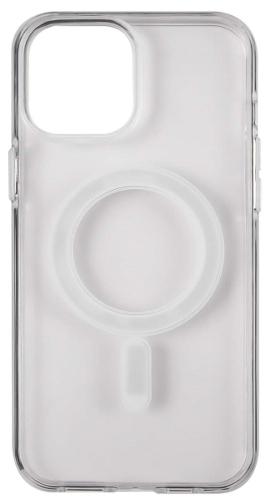 Чехол для смартфона Чехол RED-LINE MagSafe для iPhone 12/12 Pro, прозрачный (УТ000023695) Москва