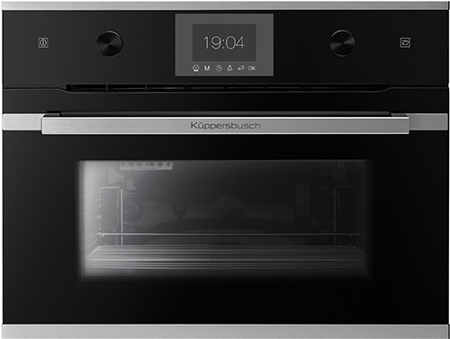 Встраиваемый паровой шкаф KUPPERSBUSCH CD 6350.0 S1