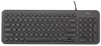 Клавиатура Trust Muto (23408) клавиатура trust xalas numeric