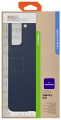 Чехол InterStep для Samsung Galaxy S21 (IS-FCC-SAM000S21-DT08T-ELBT00)