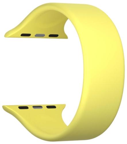 Ремешок LYAMBDA Atria для Apple Watch 38/40mm Yellow (DSJ-23-40-YL)