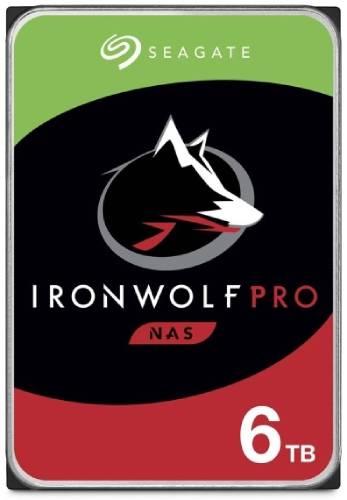 Жесткий диск Seagate IronWolf Pro 6TB (ST6000NE000)