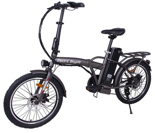 Электровелосипед HIPER Metallic (HE-BF200)