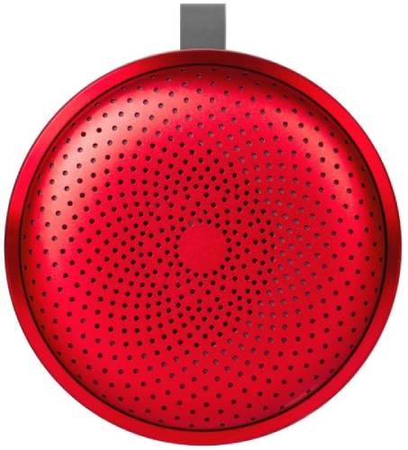 Портативная колонка Rombica MySound Circula Red (BT-S040)