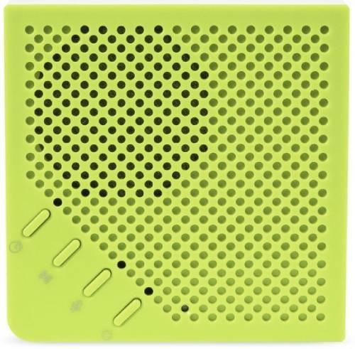 Портативная колонка Rombica MySound Note Green (BT-S080)