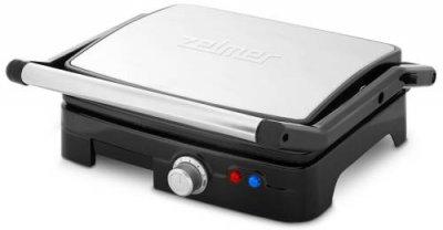Купить электрогриль Zelmer ZPR2000 в интернет-магазине ЭЛЬДОРАДО, цена, характеристики, отзывы