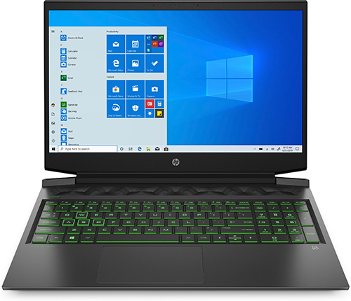 Игровой ноутбук HP Pavilion Gaming 16-a0043ur (2Y4F8EA)