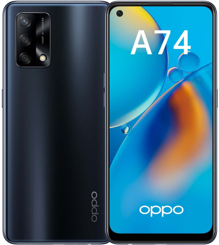 Смартфон OPPO A74 Black (CPH2219)