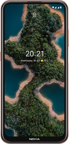 Смартфон Nokia X20 8+128GB Sand (TA-1341)