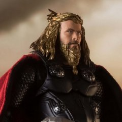 Объявления Фигурка Bandai S.H.Figuarts Avengers: Endgame - Thor Final Battle Edition (608901) Севск