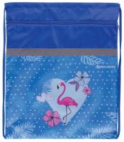 brauberg сумка для обуви flamingo 229174 синий Сумка для обуви Brauberg Flamingo, 49х41 см (229174)