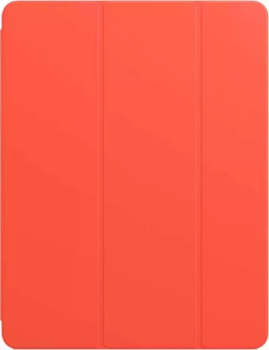 Чехол для планшета Apple Smart Folio для iPad Pro 12.9 (5-го поколения) Electric Orange (MJML3ZM/A)