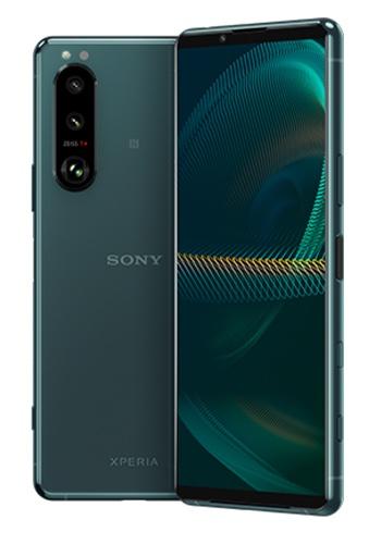 Смартфон Sony Xperia 5 III Green (XQ-BQ72)