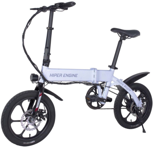 Электровелосипед HIPER Engine BL140 White (HE-BL140)