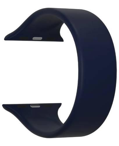 Ремешок LYAMBDA Atria для Apple Watch 42/44mm Dark Blue (DSJ-23-44-DB)