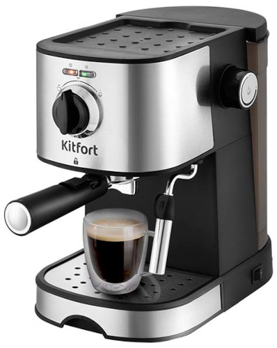 Кофеварка рожковая Kitfort КТ-753