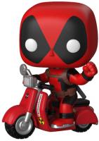 фигурка funko pop rides deadpool deadpool Фигурка Funko POP! Rides: Deadpool: Deadpool & Scooter (30969)