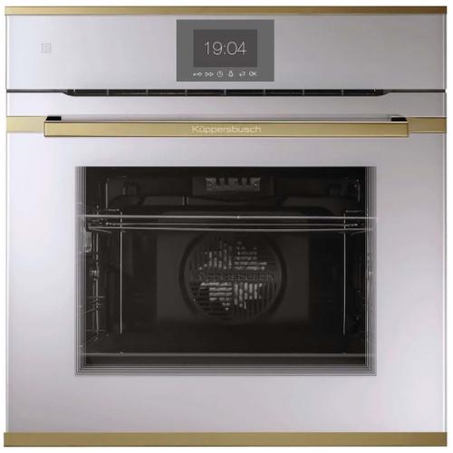 Электрический духовой шкаф KUPPERSBUSCH B 6550.0 G4 Gold