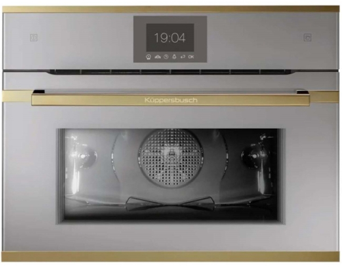 Электрический духовой шкаф KUPPERSBUSCH CBD 6550.0 G4 Gold