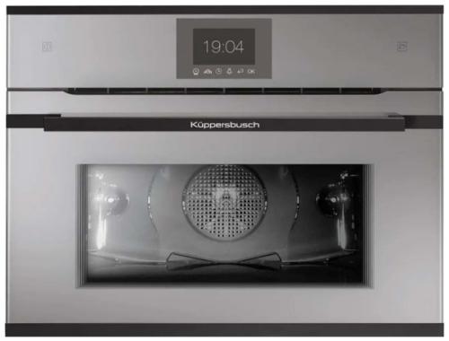 Электрический духовой шкаф KUPPERSBUSCH CBD 6550.0 G5 Black Velvet