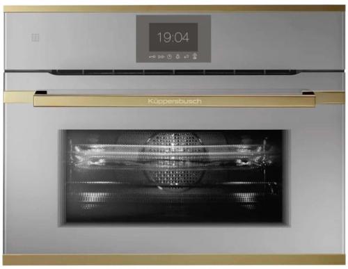 Электрический духовой шкаф KUPPERSBUSCH CBM 6550.0 G4 Gold