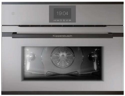 Электрический духовой шкаф KUPPERSBUSCH CBP 6550.0 G2 Black Chrome