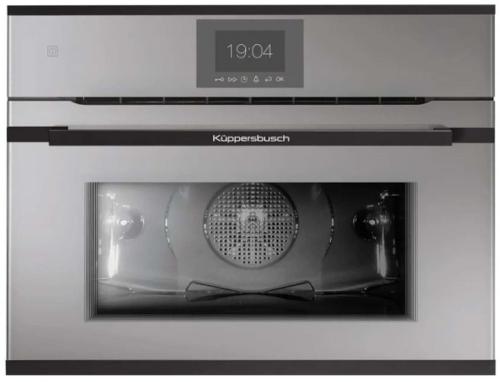 Электрический духовой шкаф KUPPERSBUSCH CBP 6550.0 G5 Black Velvet