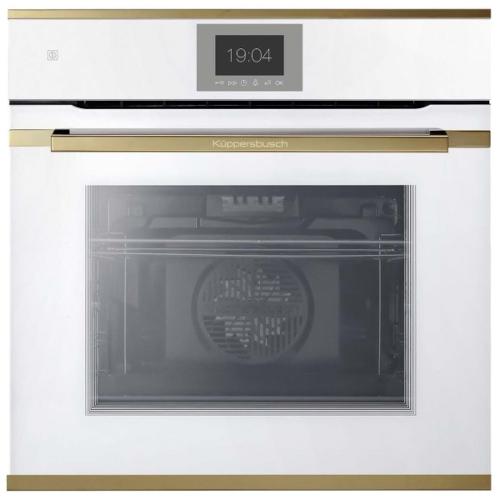 Электрический духовой шкаф KUPPERSBUSCH BP 6550.0 W4 Gold