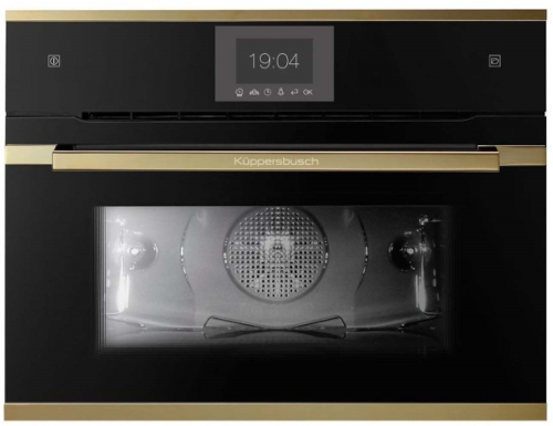 Электрический духовой шкаф KUPPERSBUSCH CBD 6550.0 S4 Gold