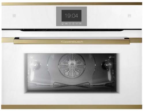 Электрический духовой шкаф KUPPERSBUSCH CBD 6550.0 W4 Gold