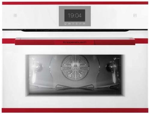 Электрический духовой шкаф KUPPERSBUSCH CBD 6550.0 W8 Hot Chili