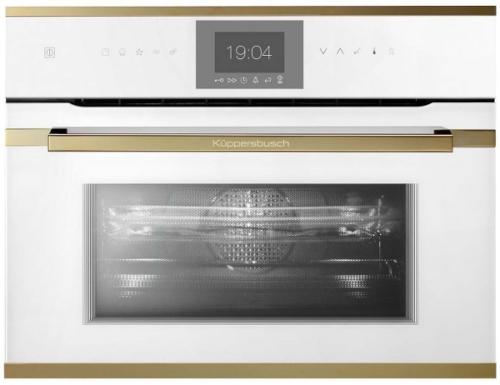 Электрический духовой шкаф KUPPERSBUSCH CBM 6550.0 W4 Gold