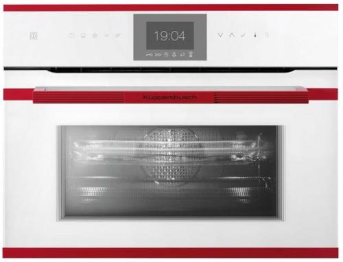 Электрический духовой шкаф KUPPERSBUSCH CBM 6550.0 W8 Hot Chili