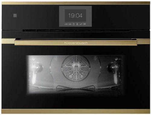 Электрический духовой шкаф KUPPERSBUSCH CBP 6550.0 S4 Gold