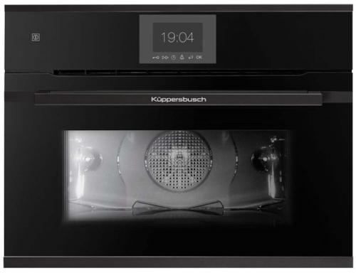 Электрический духовой шкаф KUPPERSBUSCH CBP 6550.0 S5 Black Velvet
