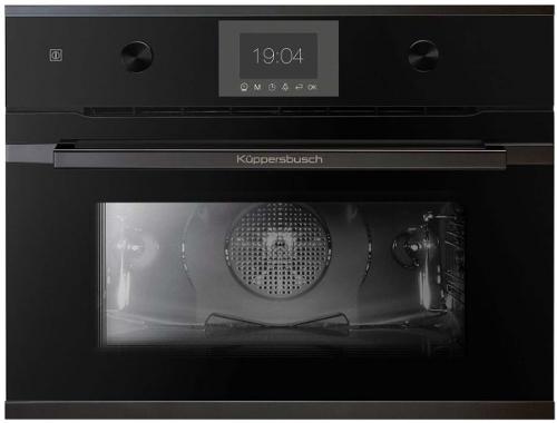 Электрический духовой шкаф KUPPERSBUSCH CB 6350.0 S2 Black Chrome