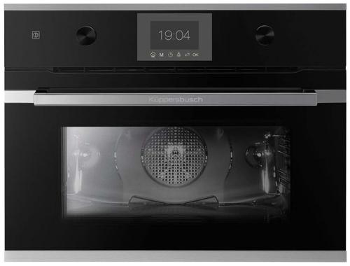 Электрический духовой шкаф KUPPERSBUSCH CB 6350.0 S3 Silver Chrome