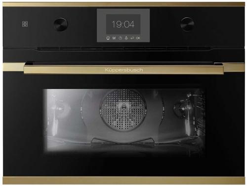 Электрический духовой шкаф KUPPERSBUSCH CB 6350.0 S4 Gold