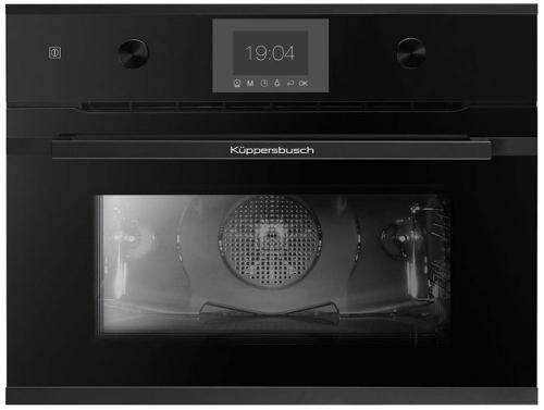 Электрический духовой шкаф KUPPERSBUSCH CB 6350.0 S5 Black Velvet
