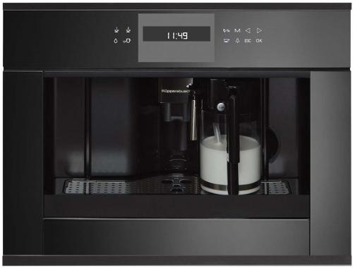 Встраиваемая кофемашина KUPPERSBUSCH CKV 6550.0 S5 Black Velvet