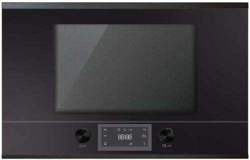 Встраиваемая микроволновая печь KUPPERSBUSCH ML 6330.0 S2 Black Chrome