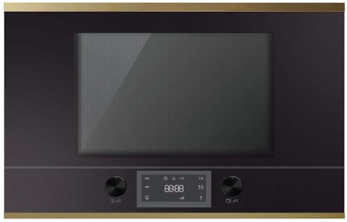 Встраиваемая микроволновая печь KUPPERSBUSCH ML 6330.0 S4 Gold