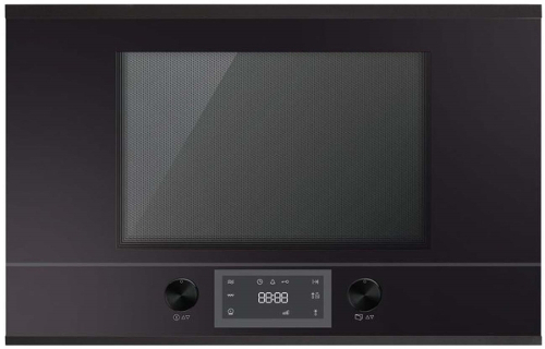 Встраиваемая микроволновая печь KUPPERSBUSCH ML 6330.0 S5 Black Velvet