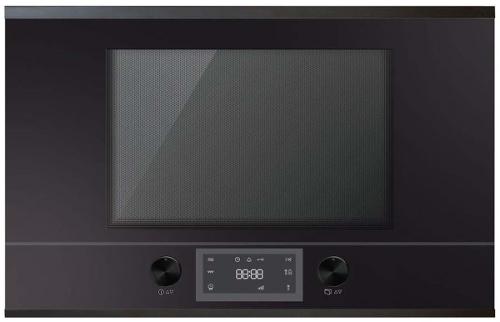 Встраиваемая микроволновая печь KUPPERSBUSCH MR 6330.0 S2 Black Chrome