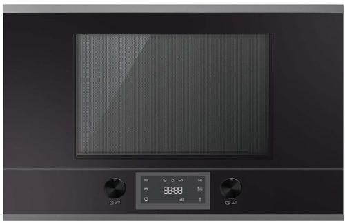 Встраиваемая микроволновая печь KUPPERSBUSCH MR 6330.0 S3 Silver Chrome